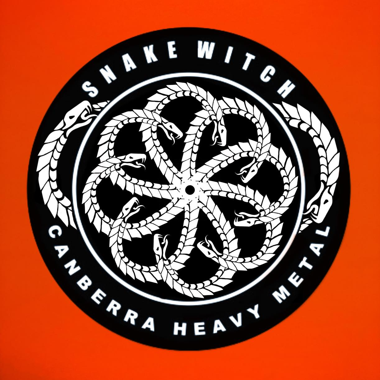 snakewitch sticker patch
